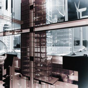 אילוסטרציה אדריכלית