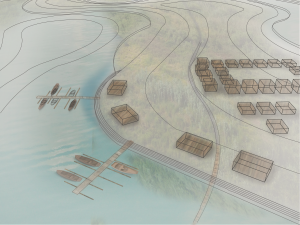ג'יסר א-זרקא: מהנחל אל הביצה, אל הים. הסביבה העוטפת את ג'יסר א-זרקא כגורם מחזק חברה