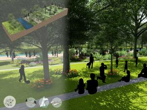Reclaim – תכנון מרחב וואדי האיילון כהזדמנות להתחדשות עירונית ברת-קיימא